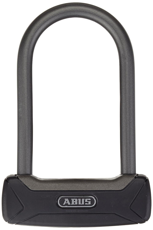ABUS Granit Plus 640 ブラック GRANITPLUS640BLACK 特殊錠 B00N9E50IQ