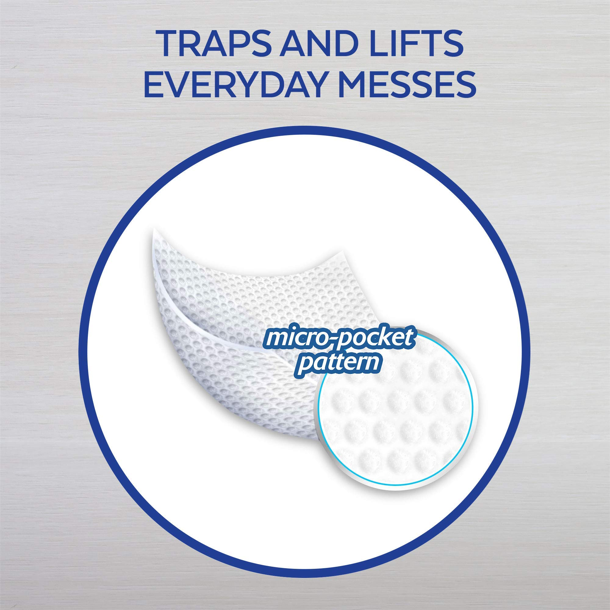 Lysol Disinfecting Wipes, Early Morning Breeze, 480 Wipes (6 Packs of 80 Wipes), Packaging May Vary by Lysol (Image #4)