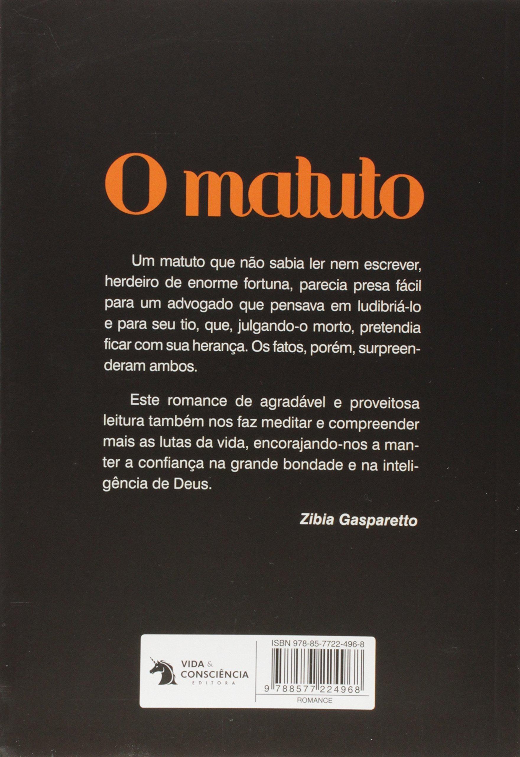 GASPARETTO GRÁTIS DOWNLOAD ZIBIA MATUTO O