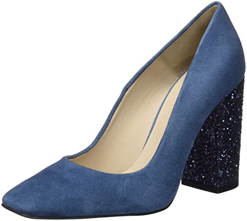 De Hannibal Zapatos Laguna Royal Mujer ante Cala Tacón Azul q1P6Hwpx