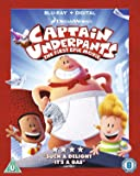 Captain Underpants: The First Epic Movie [Blu-ray] [2017]