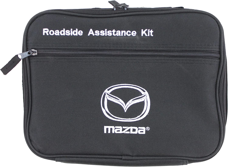 Genuine Mazda Accessories 0000-8D-K03 Roadside Assistance Kit