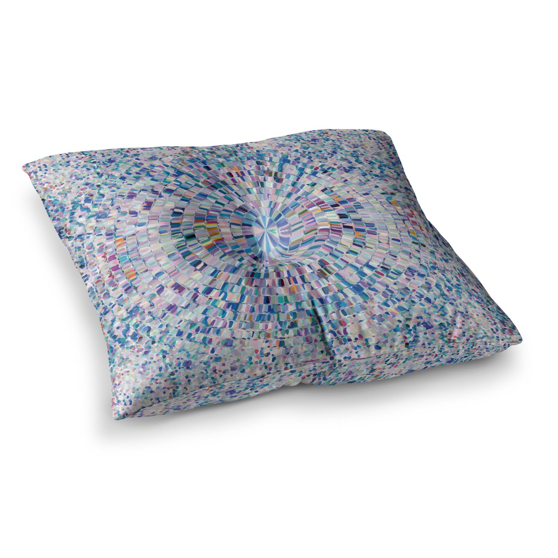 Kess InHouse Kathryn Pledger Looking 23 x 23 Square Floor Pillow