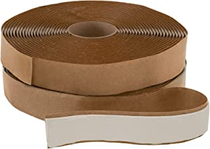 "Dicor Butyl Seal Tape | RV Sealant Tape| RV Tape (1/8"" x 1"" x 30' Quantity 2)"