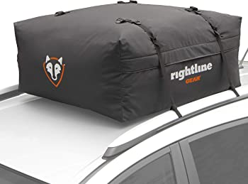 Rightline Gear Range Jr Car Top Carrier or Without Roof Rack