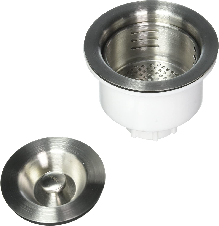 Blanco Stainless 441231 3 In 1 Kitchen Drain Basket Strainer Plumbing Equipment Amazon Com