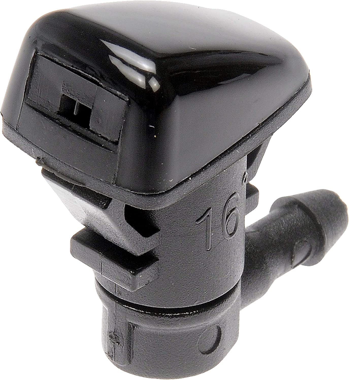 Dorman 58112 Windshield Washer Nozzle for Select Jeep/Mitsubishi Models