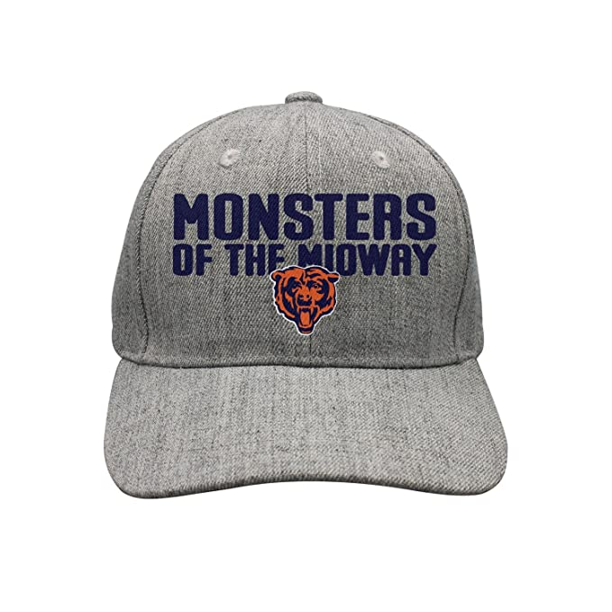cb6811c81 Ruskin Toby Chicago-Bears-2018-NFL-Draft Unisex Adjustable Hat Baseball Cap   Amazon.ca  Clothing   Accessories