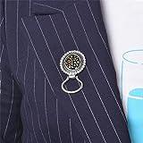 MJartoria Interchangeable Flower Snap Buttons