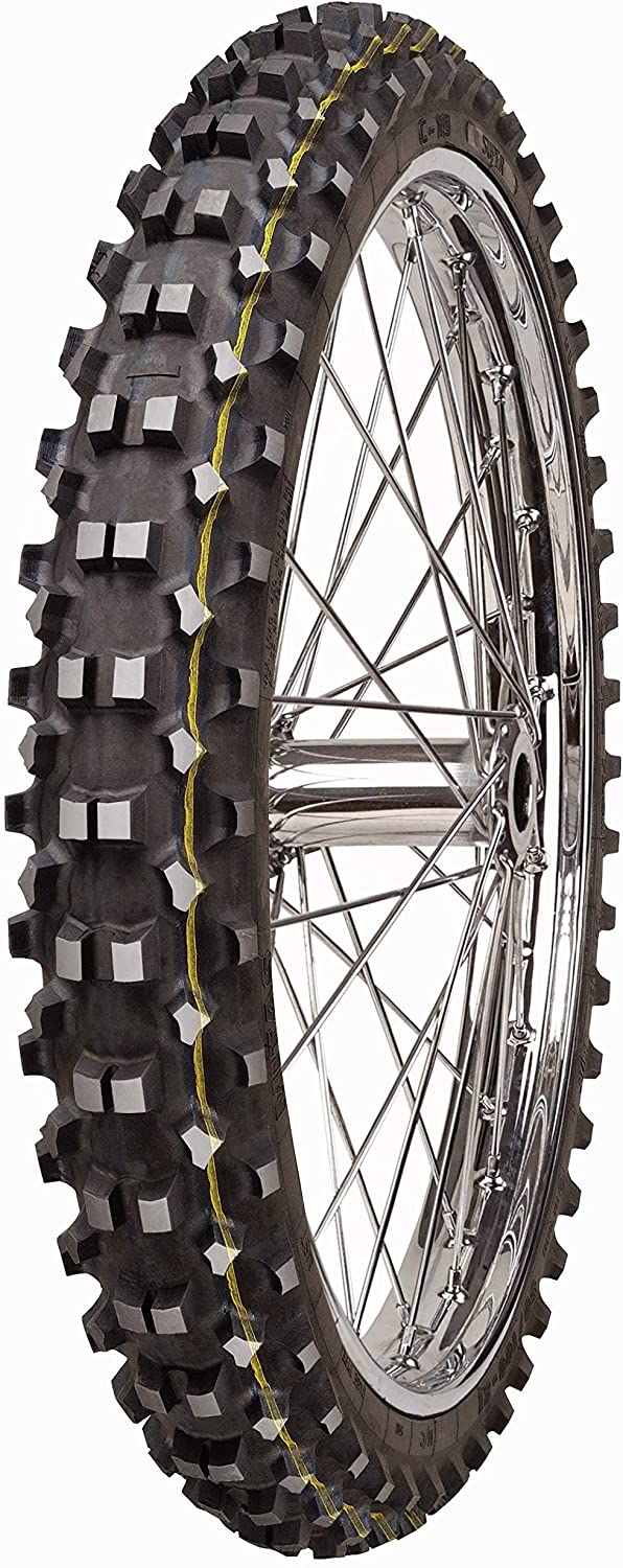 Mitas Enduro FIM 140//80-18 70R TT Terra Force-EF Super Light