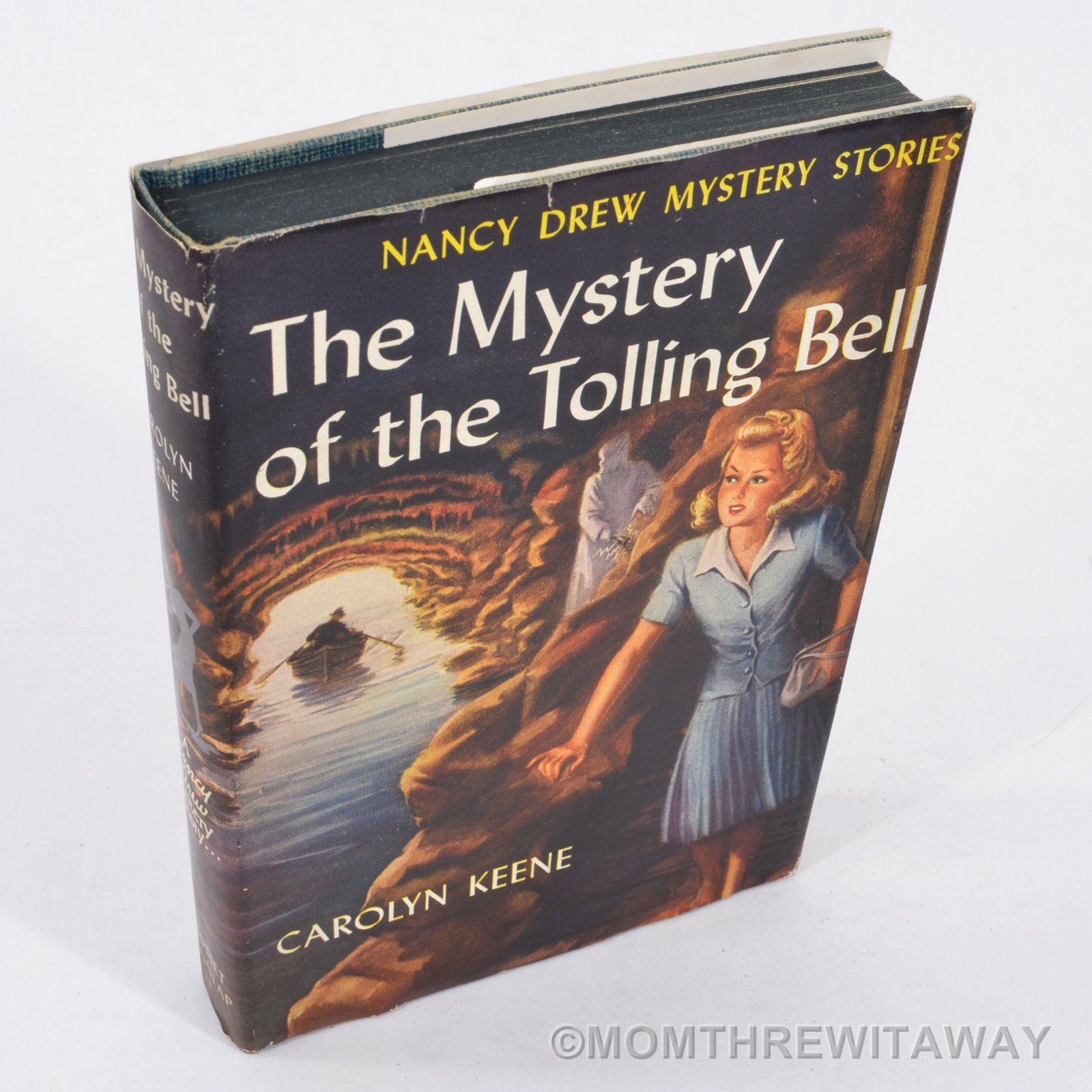 The Mystery Of The Tolling Bell Nancy Drew No 23 Keene Carolyn Amazon Com Books