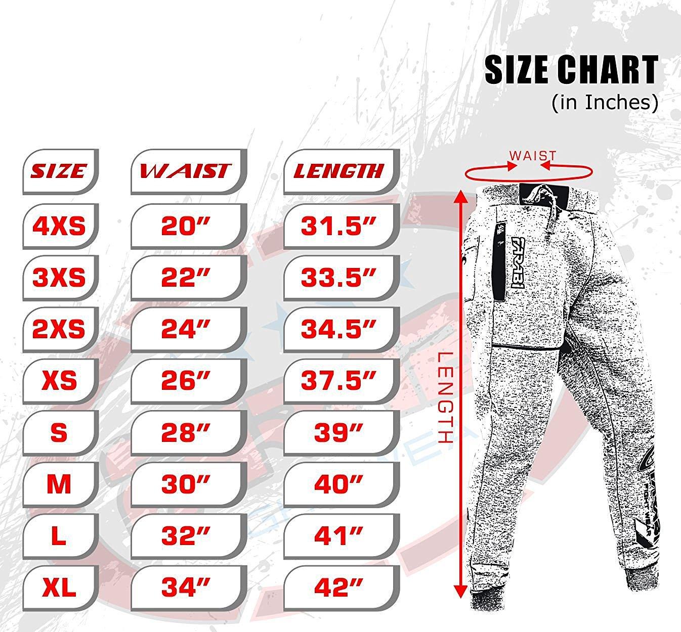 Farabi Fleece Bottom Trouser Jogging Sports Casual Pants Training Black (2XS) by Farabi (Image #2)