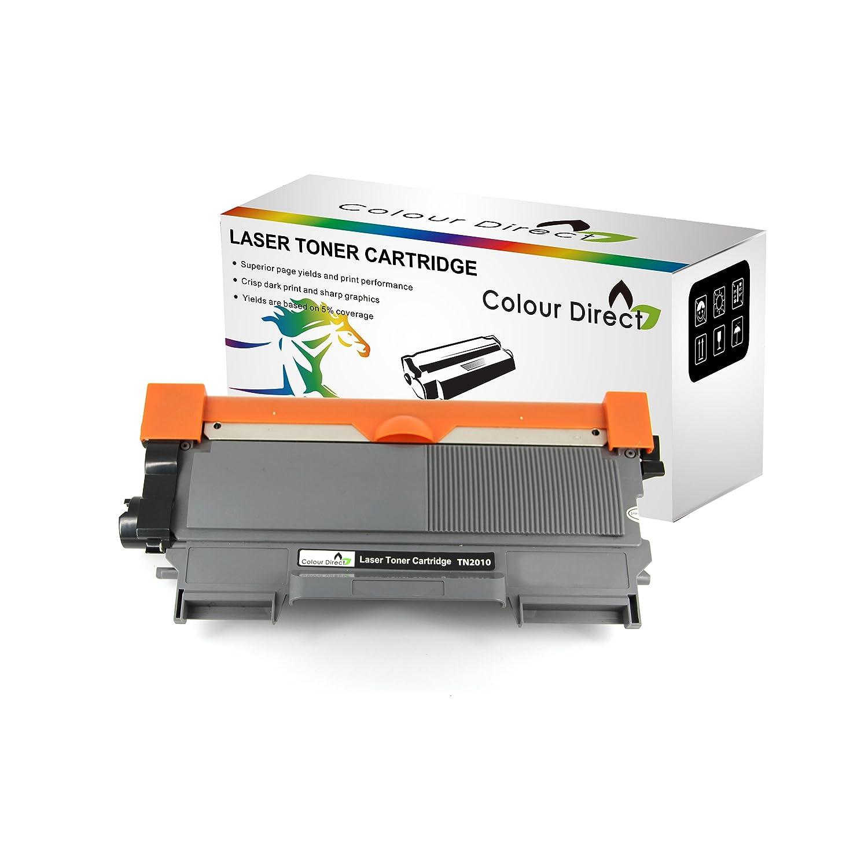 Colour Direct TN2010 compatible Cartuchos de tóner Repuestos para ...