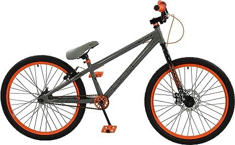 Zombie Boy Airbourne para Bicicleta, Color Gris/Naranja, Talla 24 ...