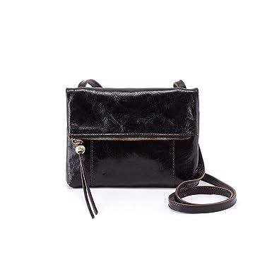 Amazon.com: Hobo - Bolso de piel para mujer, negro, talla ...