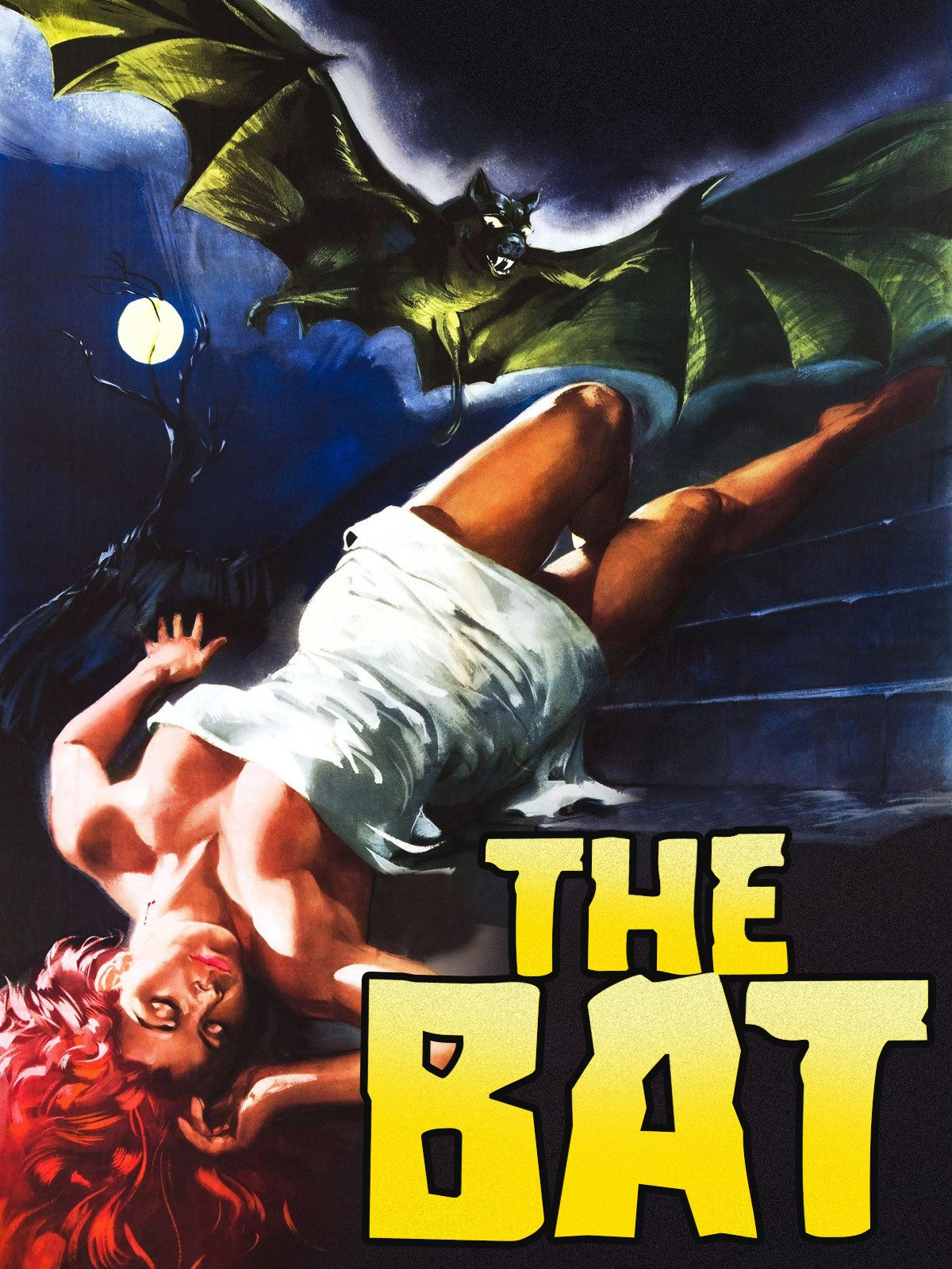 The Bat on Amazon Prime Video UK