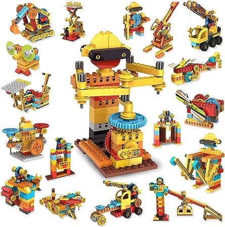STEM Spielzeug Konstruktionsspielzeug