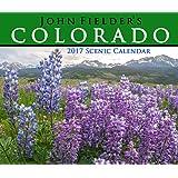 John Fielder's 2017 Colorado Scenic Calendar