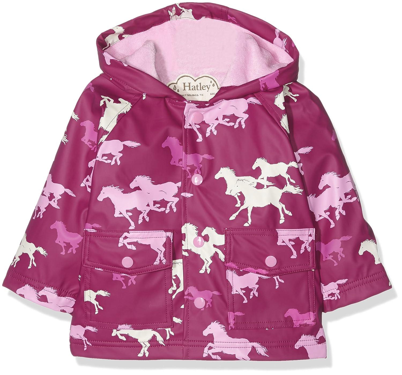 Hatley Baby-Girls Baby Classic Printed Raincoat Hatley Children' s Apparel RC3-1