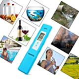 Digital PH Meter, VantaKool Ph Meter 0.01