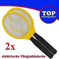 Trango 2er Juego de swatter eléctrico 2TG-FL2004 Cazador