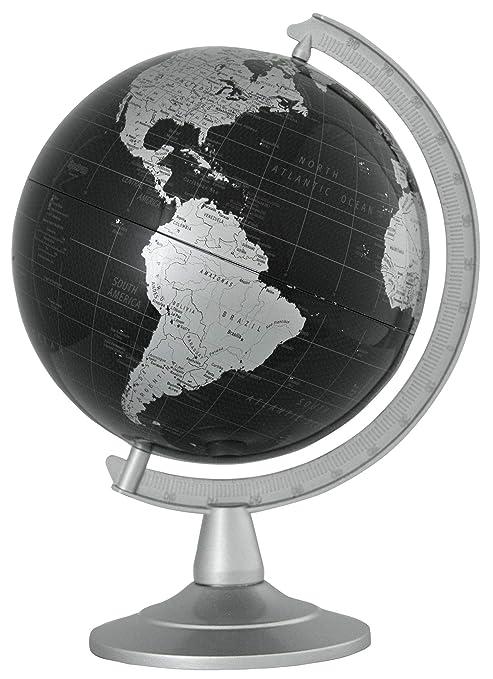Superior Replogle Delegate 6 Inch Diameter  Modern Mini Globe Perfect For Office Desk  Or Student Desk
