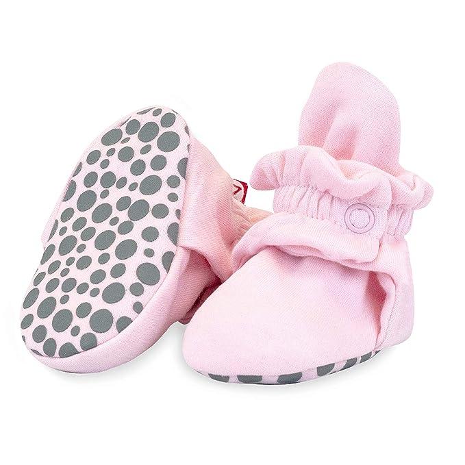 Amazon.com: Zutano - Botas de bebé de algodón con pinzas ...