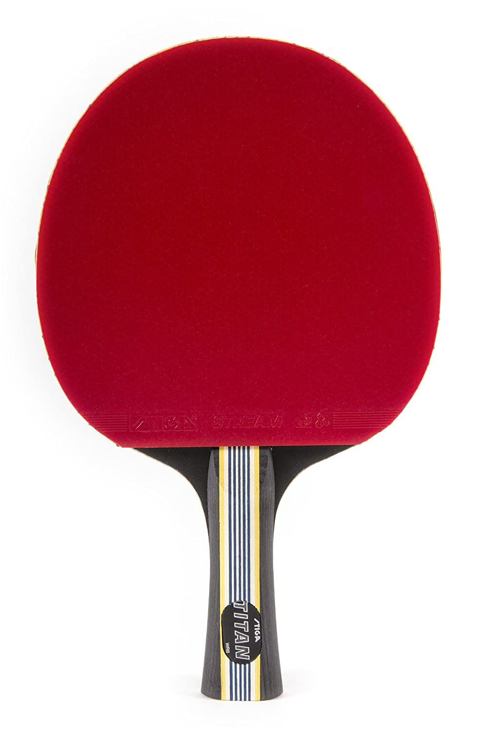 Amazon.com : STIGA Titan Table Tennis Racket : Ping Pong Paddle : Sports U0026  Outdoors