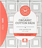 The Honest Company Organic Cotton Pads, Super, 10 Count