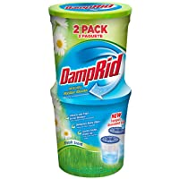 Deals on 2-Pack DampRid FG60FS Moisture Absorber, Fresh Scent, 10.5-Oz