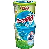 DampRid FG60FS Moisture Absorber, Fresh Scent, 10.5-Ounce, 2-Pack