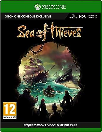 Sea of Thieves - Xbox One [Importación inglesa]: Amazon.es ...