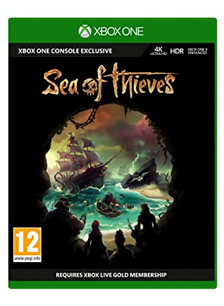 Sea of Thieves (Xbox One): Amazon co uk: PC & Video Games