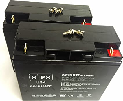 Fast Shipping USA 12V 18Ah Battery ES17-12 Brand New Stock