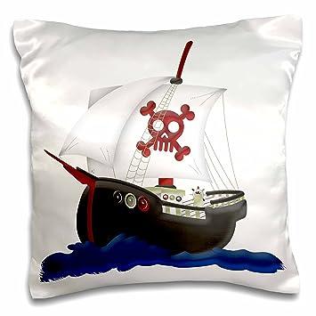 Amazon.com: Anne Marie Baugh – Piratas – Barco pirata con ...