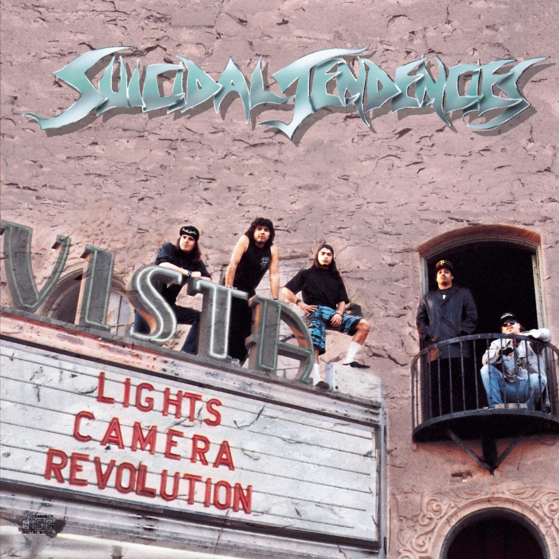 amazon lights camera revolution suicidal tendencies ヘヴィー