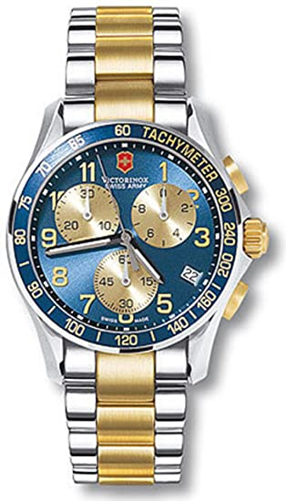 Victorinox Swiss Army 241123 Hombres Relojes: Victorinox Swiss Army: Amazon.es: Relojes