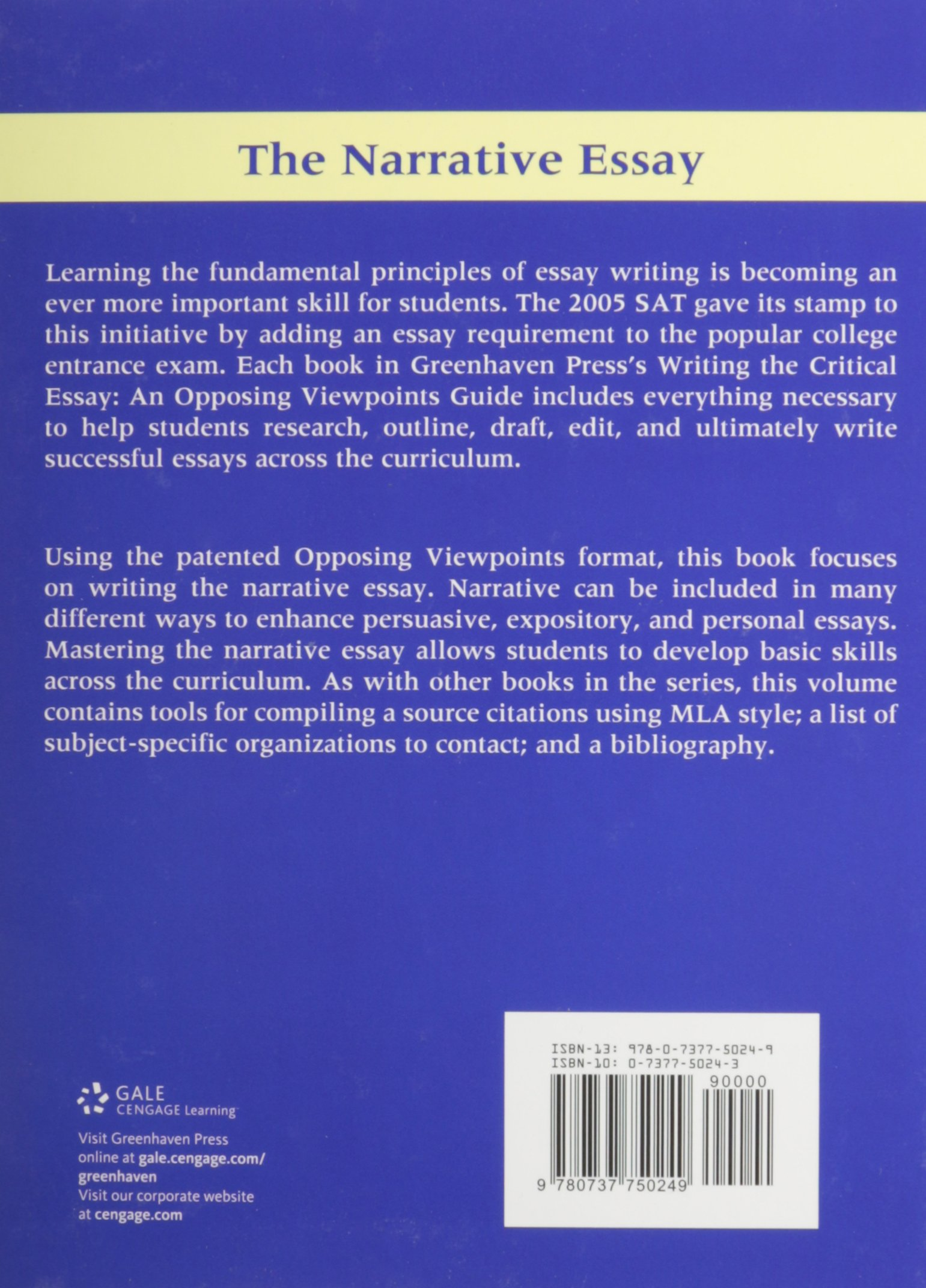 opposing viewpoints essay using gale s opposing viewpoints in  com bullying writing the critical essay com bullying writing the critical essay 9780737750249 lauri s friedman