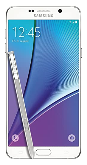 Samsung Galaxy Note 5 White 32GB ATT