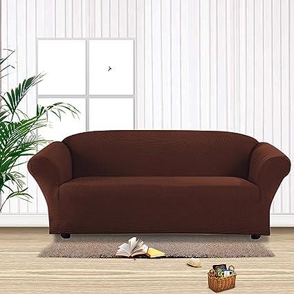 One Piece Stretch sofa Slipcover