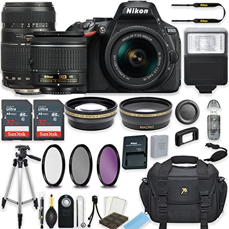 Review Nikon D5600 24.2 MP