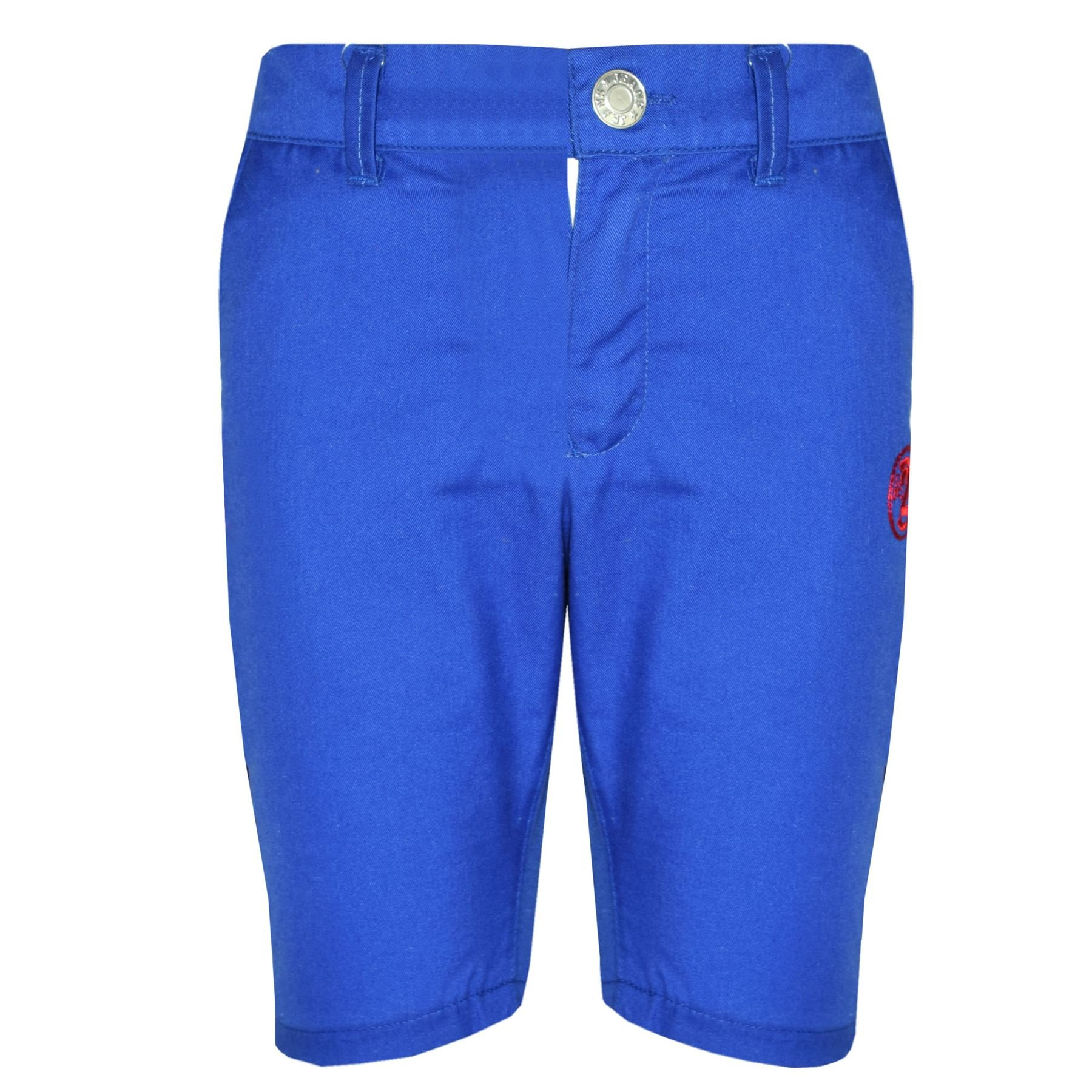 Boys Shorts Kids Blue Chino Shorts Summer Knee Length Half Pant New Age 2-13 Yr