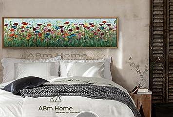 Amazon.de: ABm Wand-Plakat, schöne Wand-Kunst, große gerahmte ...