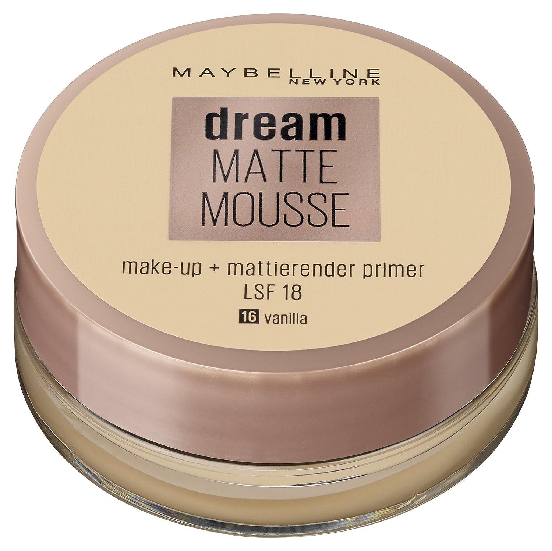 Maybelline Jade Dream matte mousse Foundation B04499