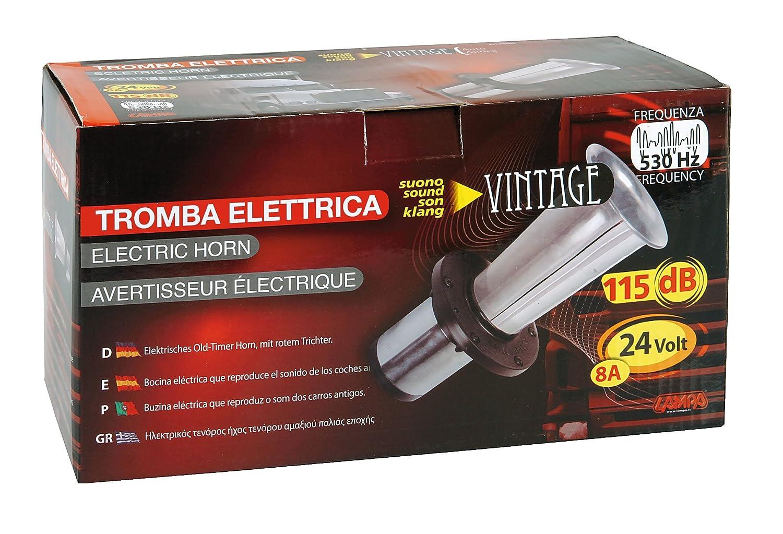 LAMPA 98660 Tromba Elettrica 24V