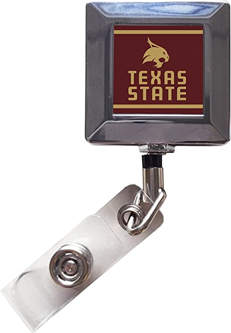 Texas State Bobcats Luggage Tag 2-Pack