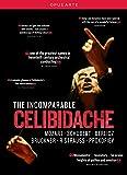 The Incomparable Celibidache [Box Set]