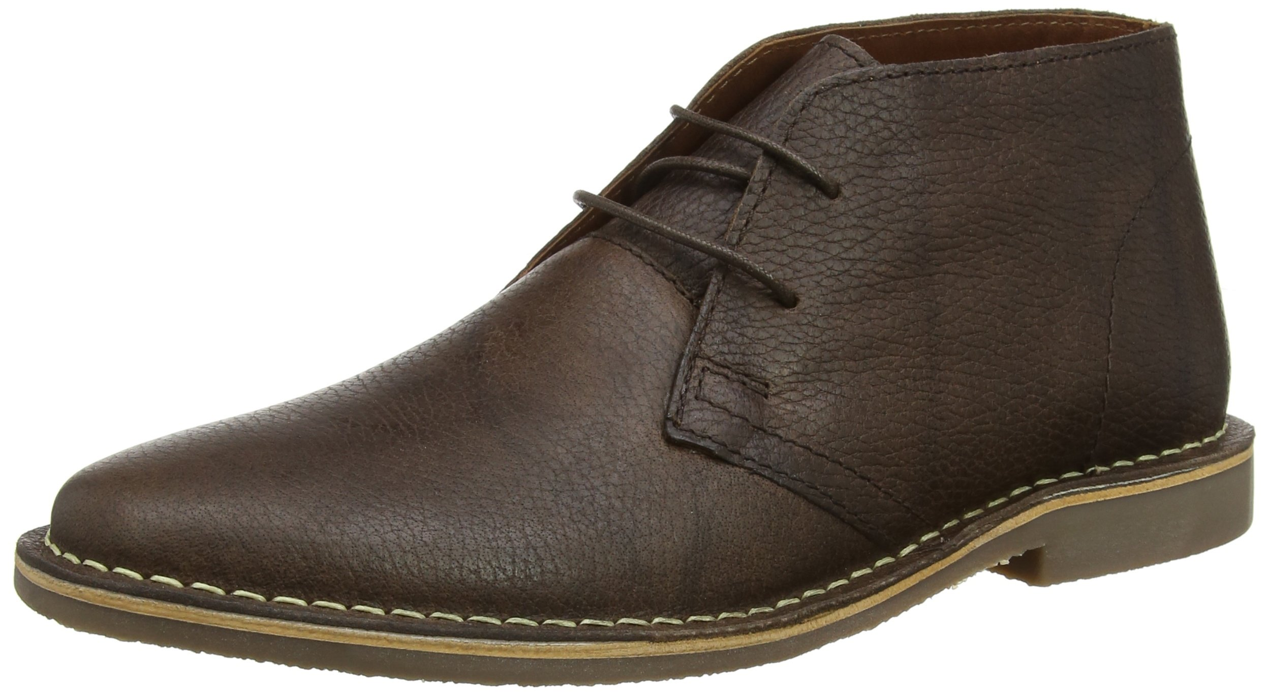 Red Tape Gobi Milled Leather Tan or Brown Mens Lace Desert Chelsea Boots UK 7-11