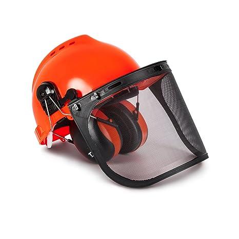 TR Industrial 5-in-1 Hard Hat Safety Helmet   Ear Muffs - - Amazon.com 82ec0149588c