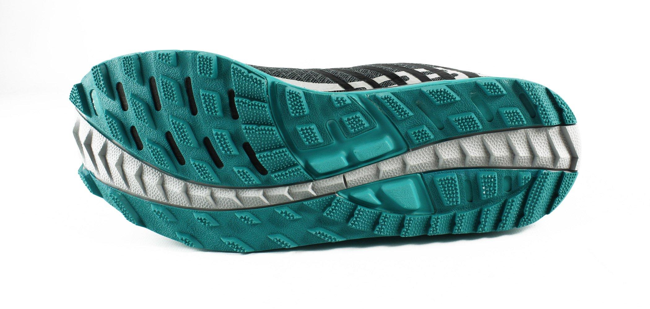 Pearl Izumi - Run Women's W EM N 1 Trail Running Shoe,Shadow Grey/Black,7.5 B(M)